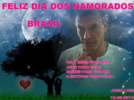 FELIZ DIA dOS NAMORADOS BRASIL