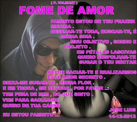 FOME DE AMOR