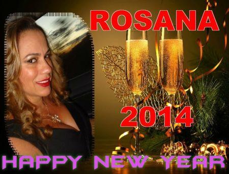 rosana happy new year 2014 segunda