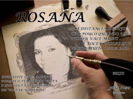 ROSANA TEMPO