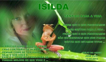 SILDINHA SENTIDO PARA A VIDA